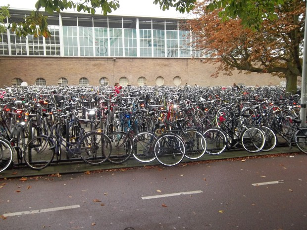 This is not even a lot of bikes